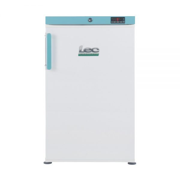 PE307C Pharmacy Refrigerator Solid Door Closed