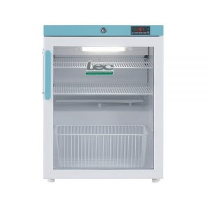 PG207C Pharmacy Refrigerator Glass Door Closed