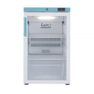 PG307C Pharmacy Refrigerator Glass Door Closed
