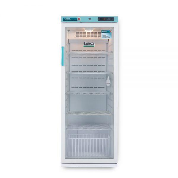PGR273UK Pharmacy Refrigerator Door Glass Closed