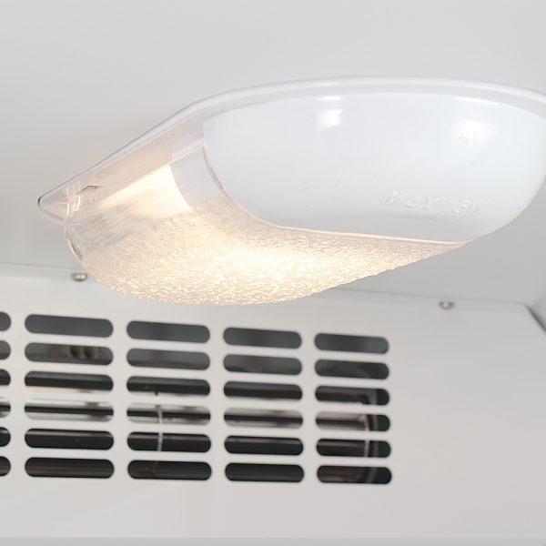 PGR273UK Pharmacy Refrigerator Light And Fan