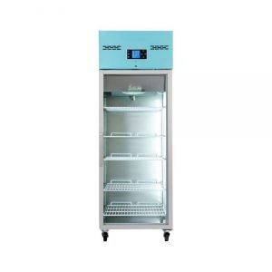 PGR600UK Large Pharmacy Refrigerator Glass Door Closed