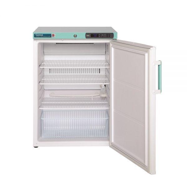 PGRC151UK Pharmacy Refrigerator Glass Door Open