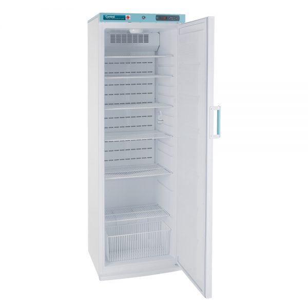 PSR353UK Pharmacy Refrigerator Solid Door Open